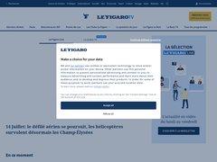 actualité du marché de l'immobilier sur video.lefigaro.fr