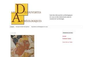 Blog archéologique