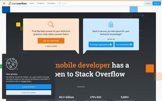 Stack Overflow