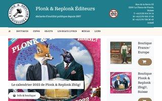 Plonk & Replonk