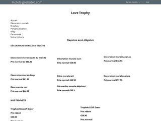 Love Trophy