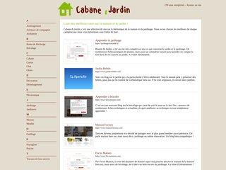 Cabane & Jardin