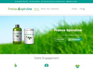 France Spiruline