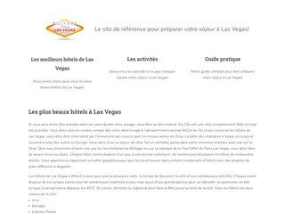 Quel hôtel choisir sur le Strip de Las Vegas?