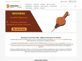 Boutique Tourlonias 1895