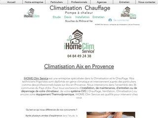 IHOME CLIM AIX