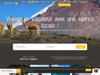 Aventure Ecuador