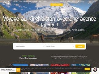 Kyrgyz'What : votre agence de voyages pour un séjour d'exception au Kirghizistan