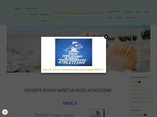 Entente royan saint georges athlétisme