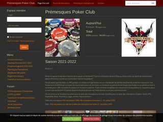 Prémesques Poker Club