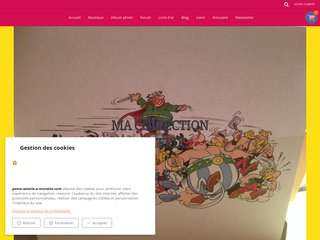MA COLLECTION ASTERIX