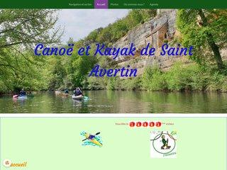 Saint Avertin Sport - Section canoë-Kayak