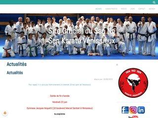 Site Officiel du Sen No Sen Karaté Vénissieux