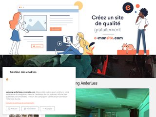 spinning club d'Anderlues