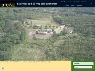 Ball Trap Club du Marsan 40 Bougue