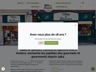 Table & Saveurs Amiens
