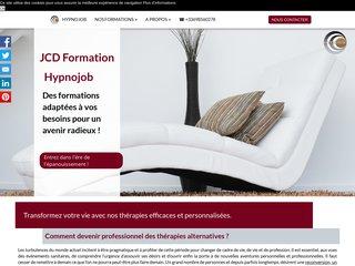 Formez-vous et créez votre centre de bien-être | Hypnojob.fr