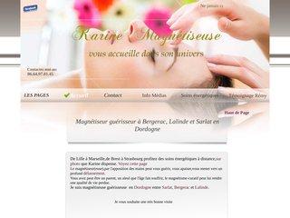 screenshot http://karinemagnetiseur.fr <title>ANNUAIRE NOOGLE.  webmaster connect</title>