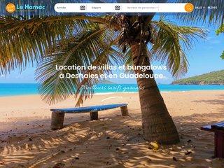 screenshot http://le-hamac.com