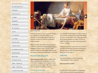 screenshot http://on.a.dit.chat.monsite-orange.fr <title>ANNUAIRE NOOGLE.  webmaster connect</title>