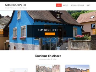 gite de France 2 étoiles Bernardvillé