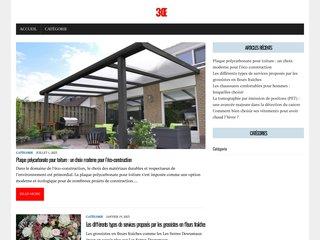 screenshot http://www.3ge.fr/?p=geau 3ge - trois génies environnementaux