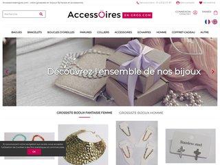 screenshot http://www.accessoiresengros.com