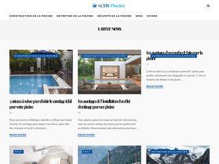 screenshot http://www.acdrpiscine.fr/ Acdr constructions