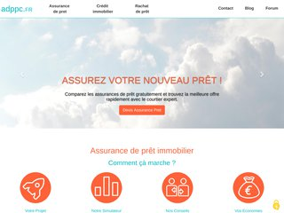 screenshot http://www.adppc.fr <title>ANNUAIRE NOOGLE.  webmaster connect</title>