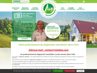 screenshot http://www.aindiag.com