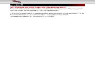 screenshot http://www.auto-technique.fr Mécanique et technique auto