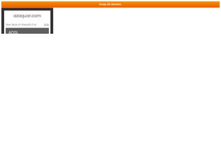 screenshot http://www.azaquar.com Qualité et sécurité des aliments