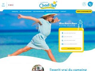 screenshot http://www.chadotel.com Chadotel