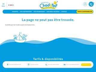 screenshot http://www.chadotel.com/fr/campings-vendee/camping-vendee-bahamas-beach.html Camping le bahamas beach - chadotel