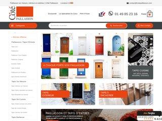 screenshot http://www.collectiondeco.fr/ Collectiondéco, votre rv décoration et cadeaux