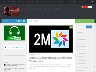 screenshot http://www.fraja-maroc.net