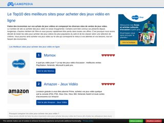 screenshot http://www.gamepedia.fr Gamepedia.fr