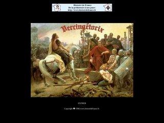 Histoire de France de la préhistoire à nos jours