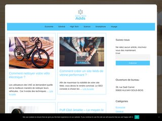 screenshot http://www.job-web-adds.fr <title>ANNUAIRE NOOGLE.  webmaster connect</title>