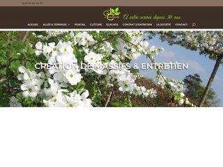 screenshot http://www.lesjardinsdechevreuse.fr/ Les jardins de chevreuse
