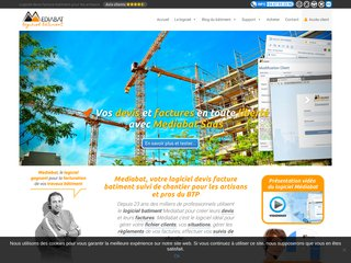 screenshot http://www.mediabat.com