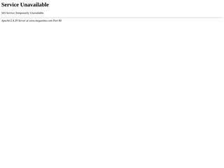 screenshot http://www.meganimo.com Meganimo, boutique pour chien et chat