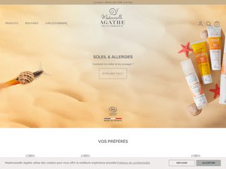 screenshot http://www.mlle-agathe.fr <title>ANNUAIRE NOOGLE.  webmaster connect</title>