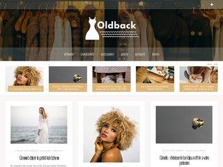 screenshot http://www.oldback.com Oldback
