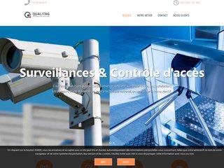 screenshot http://www.qualitag.com/ Qualitag® - information systems