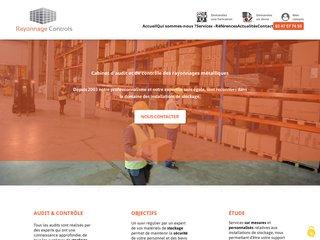 Rayonnage controls est un cabinet indépendant des constructeurs, spécialisé en audit et contrôle de rayonnages métalliques ainsi que la vérification périodique des racks à palettes.