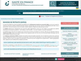 screenshot http://www.santeenfrance.fr/annuaire/4-maisons-de-retraite-ehpad-ehpa <title>ANNUAIRE NOOGLE.  webmaster connect</title>