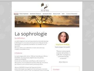 Cabinet de sophrologie à rennes stéphanie poncel