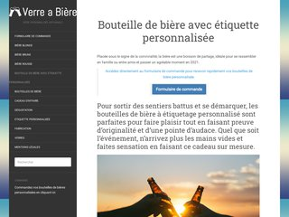 screenshot http://www.verre-a-biere.fr/
