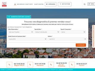 AD13, expert certifié et assuré en diagnostics immobiliers depuis 2009. Nous intervenons dans les Bouches-du-Rhône, le Var pour réalisez tous les diagnostics vente et location.